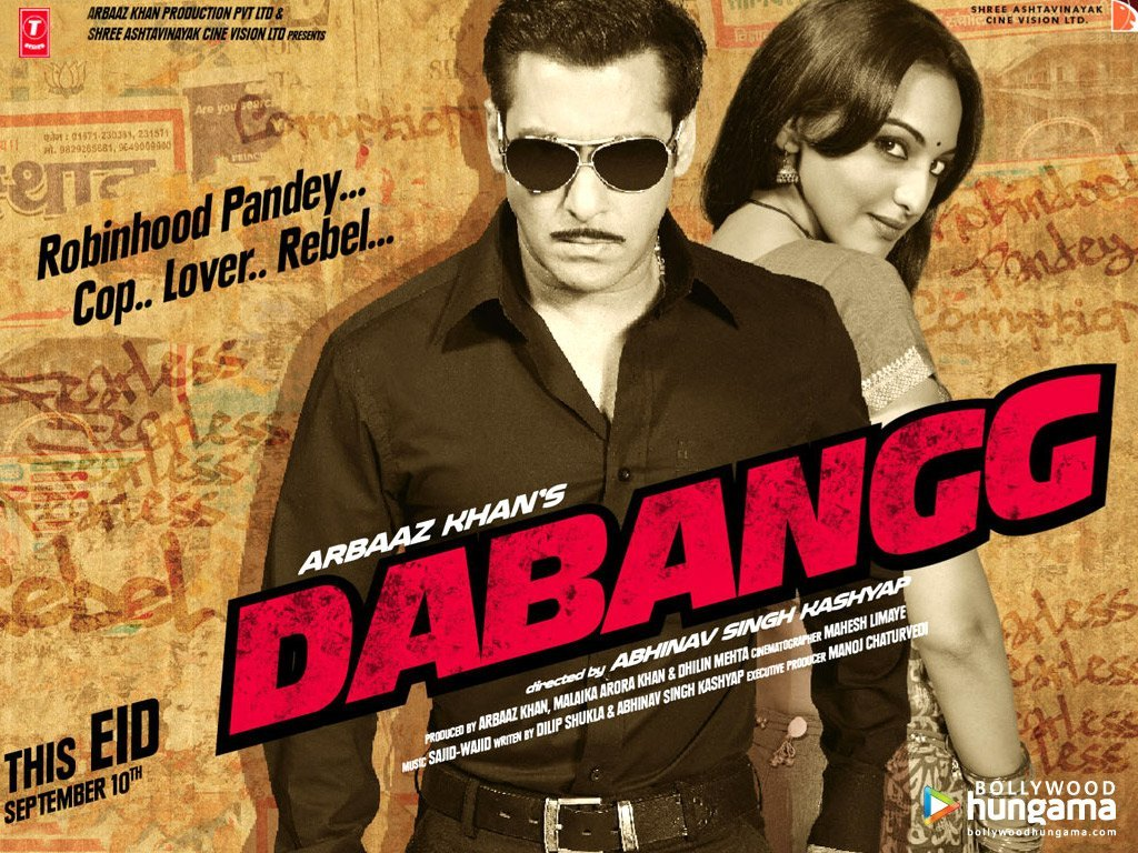 Dabangg  Dabangg Movie