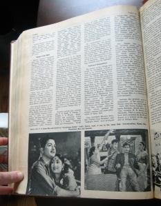 Telugu Film History - Filmfare August 23 1963 Page 4