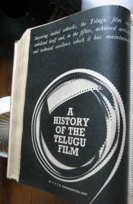 Telugu Film History - Filmfare August 23 1963 Title Page
