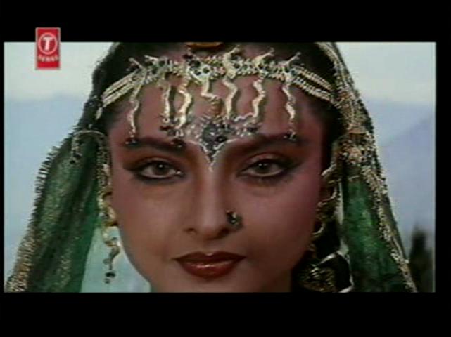 CinemaChaat_Sheshnaag_Rekha 2