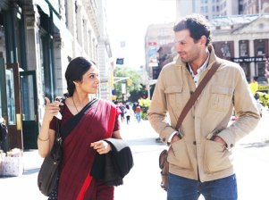 english-vinglish-sri devi and mehdi nebbou