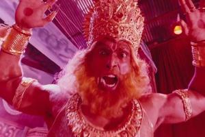 KVJ Rana as Narasimha