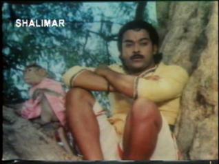 Sivudu Sivudu Sivudu_Chiru and monkey