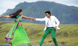 Charan and Amala dance
