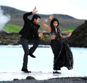 Naayak Amala and her shoes