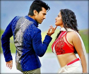 Naayak Charan and Amala