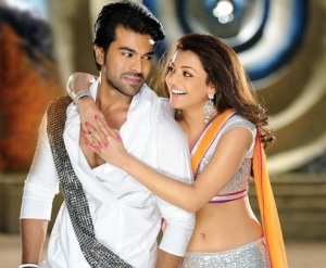 Naayak Kajal and Charan dance