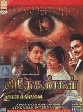 Athey Kangal DVD
