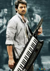 Mirchi Prabhas and Keytar