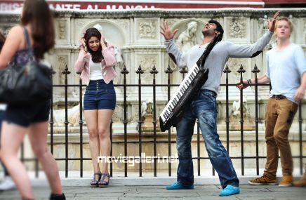 mirchi richa and prabhas