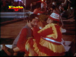 Karate -Mac Mohan and Tun Tun