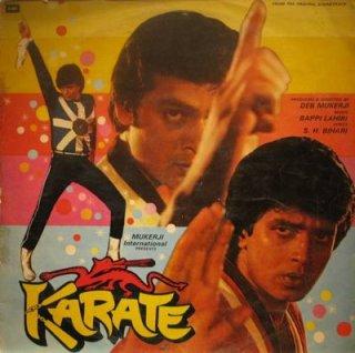 Karate title