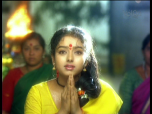 Ammoru-Soundarya as Bhavani