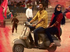 Kundan and Zoya scooter