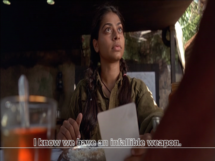 Theeviravaathi-infallible weapon