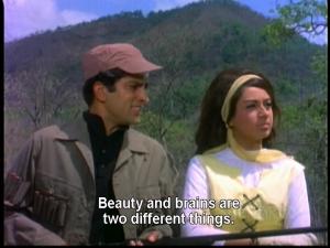Ek Shriman Ek Shrimati-Beauty and brains