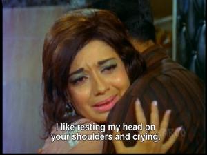 Ek Shriman Ek Shrimati-Deepali likes to cry
