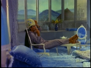 Ek Shriman Ek Shrimati-Prem Chopra in a teacosy