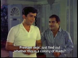 Ek Shriman Ek Shrimati-Shashi and Rajendranath