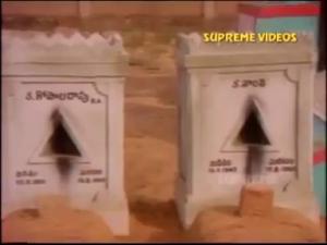 Chattaniki Kallu Levu-graves