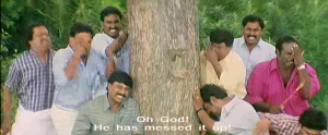 Padayappa-advice gone wrong