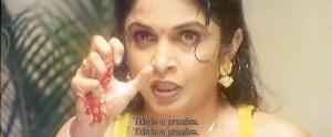 Padayappa-promise