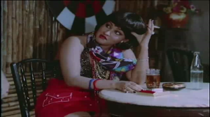 Kalicharan-Sapna as a bad girl