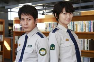 Library-wars-2013-Dojo and Kasahara