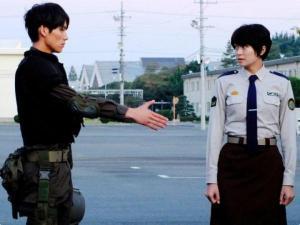 library-wars-Tezuka and Kasahara
