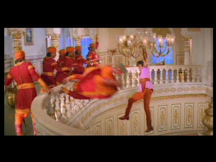 Bhairava-Dweepam-duelling