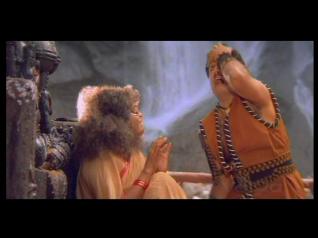 Bhairava-Dweepam-excellent Nahiiiin Face