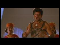 Bhairava-Dweepam-not enough costume