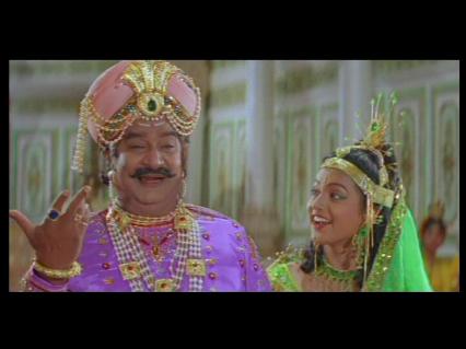 Bhairava-Dweepam-Padma