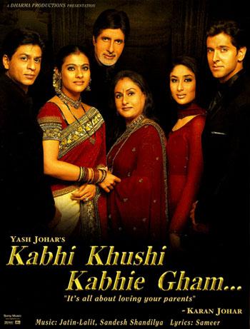 Kabhi Khushi Kabhie Gham (2001) | Cinema Chaat