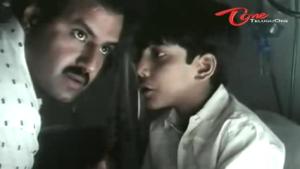 Aditya 369-Balakrishna and Master Tarun