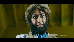 Sahasam-still more bad acting