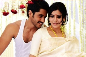 Samantha and Chaitanya