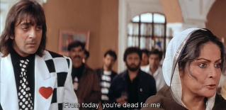 Khal Nayak-dead to me