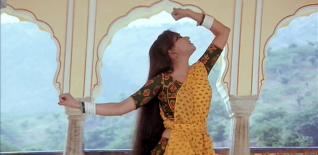 Khal Nayak-Ganga ecstatic