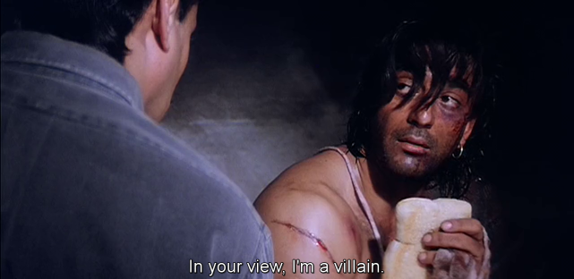 Khal Nayak-villain
