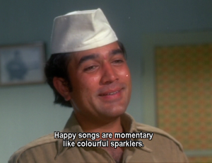 Bawarchi - happy songs