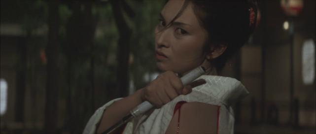 Lady Snowblood-Meiko Kaji