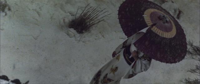 Lady Snowblood-parasol