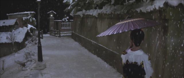 Lady Snowblood-Yuki waits