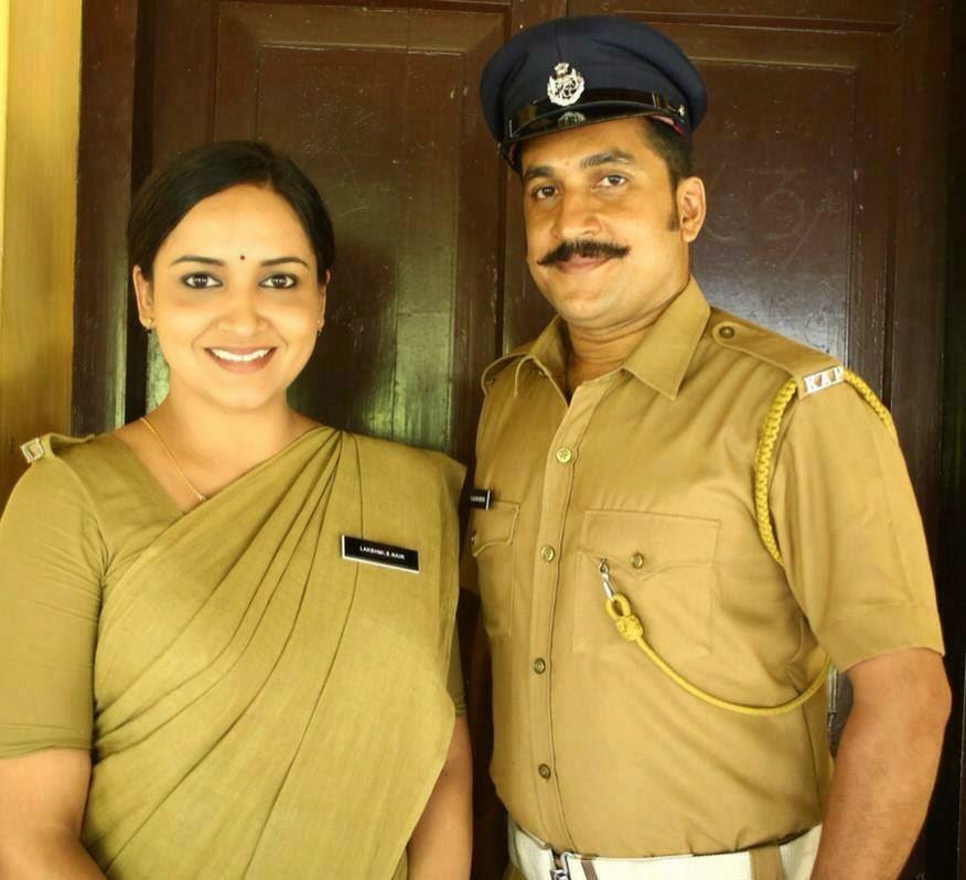 Unni mukundan in vikramadithyan police
