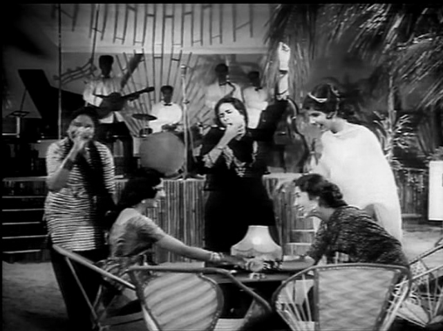 Bhoot-Bungla-Rekha and the girls