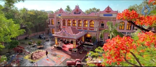 GAV - the pink palace