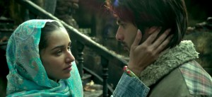 Haider and Arshia