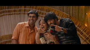 Kuttan, Divya and Arjun
