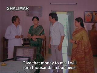 Chanakya-Sapatham-Sasirekha and family